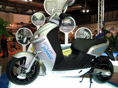Electric scooter-Germany